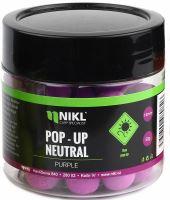 Nikl Fluoro Pop Up Neutral 18 mm 50 g-Fialová