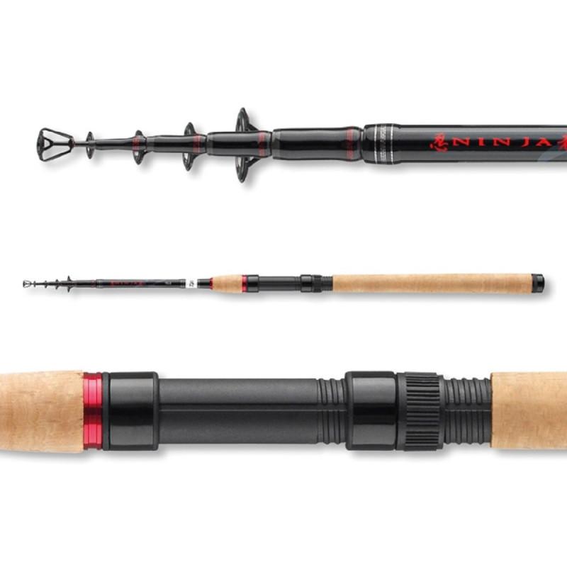 Daiwa prut ninja x tele 2,4 m 15-45 g