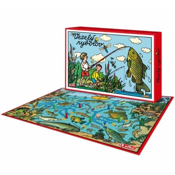 Efko Desková hra pro rybáře Veselý rybolov