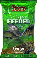 Sensas Krmení 3000 Super Feeder 1kg-riviere
