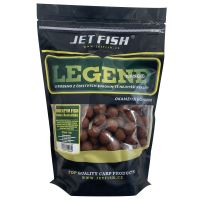 Jet Fish  Boilie LEGEND Bioenzym fish + A.C. Losos-200 g 12 mm