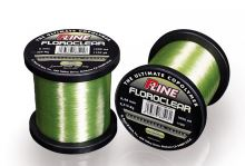P-Line Vlasec Floroclear Zelený 1000 m-Průměr 0,28 mm / Nosnost 9,21 kg