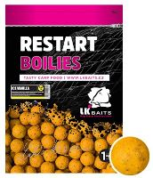 LK Baits Boilie ReStart ICE Vanilla-1 kg 20 mm