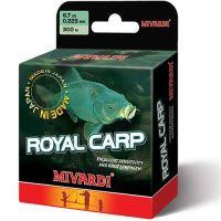 Mivardi  Vlasec Royal Carp Brown 300 m-Průměr 0,255 mm / Nosnost 8,3 kg