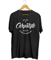 Carpstyle Tričko T Shirt 2018 Black-Velikost XL
