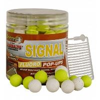 Starbaits Plovoucí Boilie Fluo Pop Up Signal-14 mm 80 g
