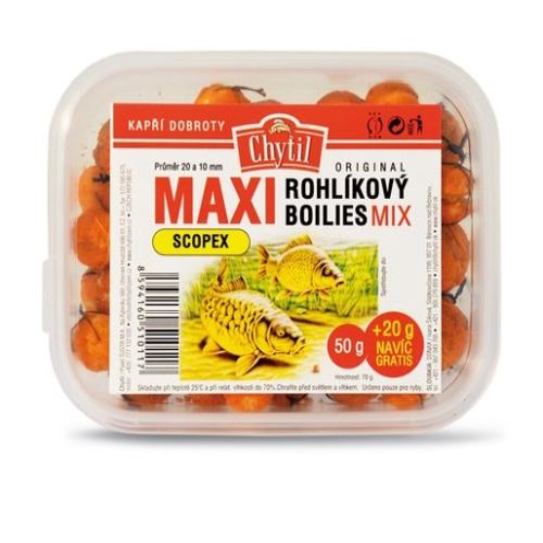 Chytil Rohlíkové Boilie Maxi 20 mm 60 g