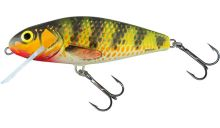 Salmo Wobler Perch Floating Holographic Perch-12 cm 36 g