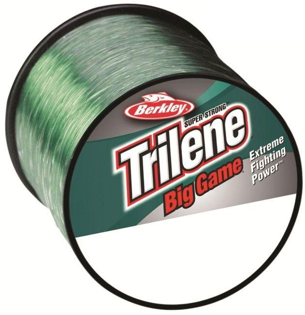 Berkley vlasec trilene big game green 1000 m-průměr 0,24 mm / nosnost 5 kg