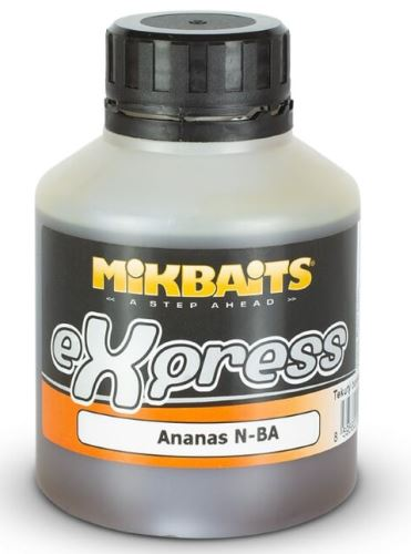 Mikbaits Booster Express Ananas N-BA 250 ml