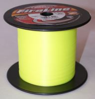 Berkley Splétaná šňůra Fireline Green-Průměr 0,25 mm / Nosnost 17,5 kg / Návin 1 m