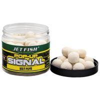 Jet Fish Signal Pop Up Bílý Pepř 12 mm 40 g