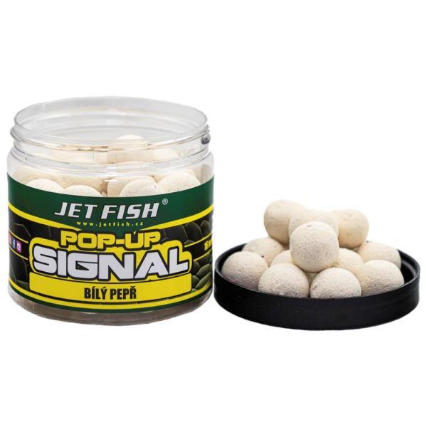 Jet Fish Signal Pop Up Bílý Pepř