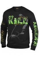 HOTSPOT DESIGN Mikina No Kill Glanis by Yuri Grisendi-Velikost XL