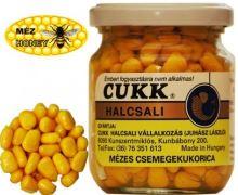 Cukk kukuřice bez nálevu 220 ml-Česnek/Med