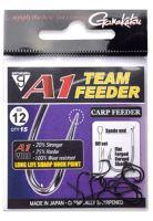 Gamakatsu Háčky A1 Team Feeder Carp Feeder-Velikost 12