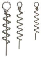Savage Gear Očko Corkscrews  8 ks-Velikost L