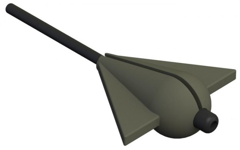 Suretti zátěž létajíci hruška bruce-80 g