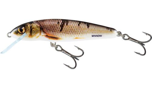 Salmo Wobler Minnow Floating Wounded Dace