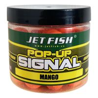 Jet Fish Plovoucí Boilie POP UP Signal Mango - 12 mm