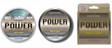 Colmic  Vlasec Power Fendreel 200 m čirá-Průměr 0,22 mm / Nosnost 6,3 kg