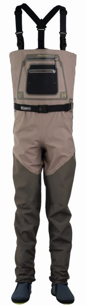 Hodgman prsačky aesis sonic stocking foot bronze/olive-velikost lk