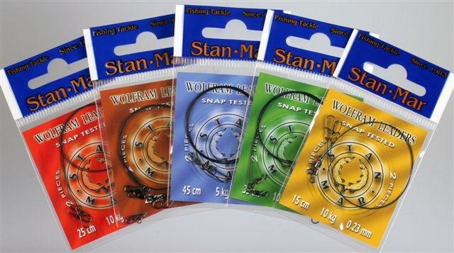 Stan-mar lanko wolfram leaders 10 kg-20 cm