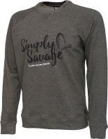 Savage Gear Mikina Simply Savage Sweater-Velikost XXL