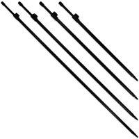 Giants Fishing Zavrtávací Tyč Černá Banksticks Powerdrill -  120-180 cm