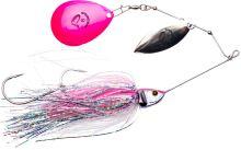 Savage Gear Třpytka Da'Bush Spinnerbait Pink Flash-16 cm 32 g