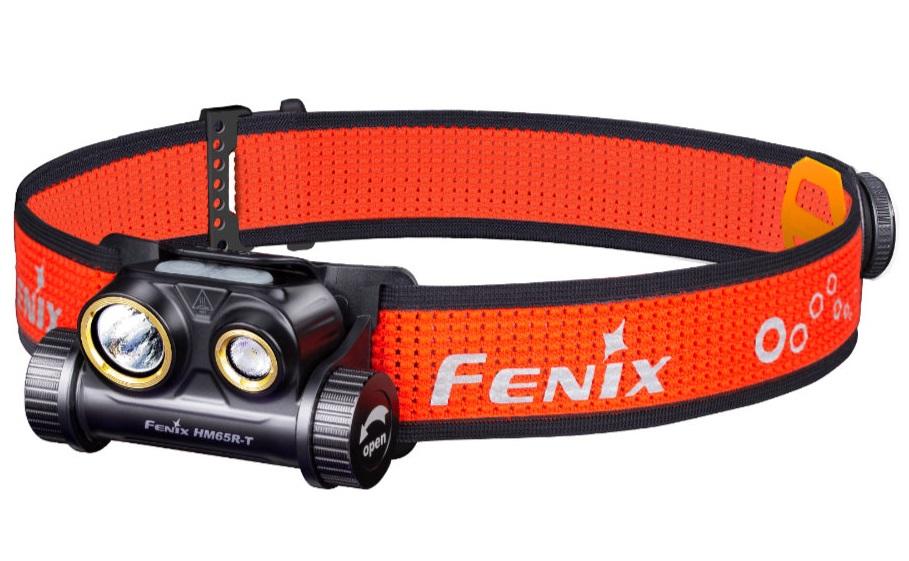 Fenix nabíjecí čelovka hm65r-t