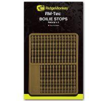 RidgeMonkey Boilie zarážky-Fluoro žlutá
