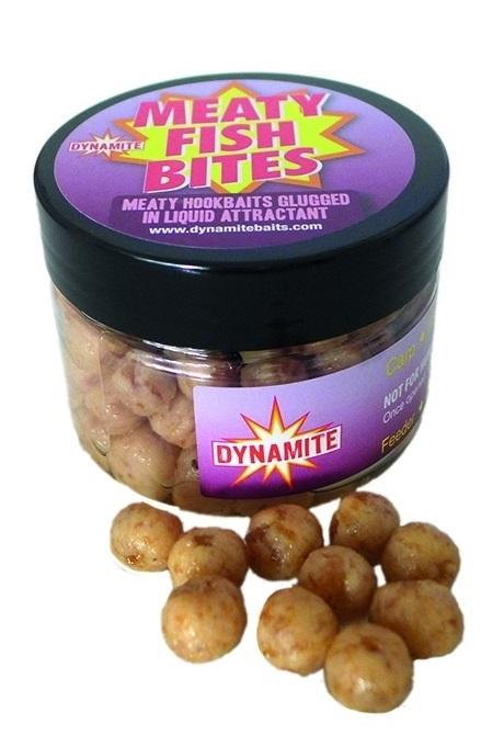 Dynamite baits meaty fish bites 12 mm