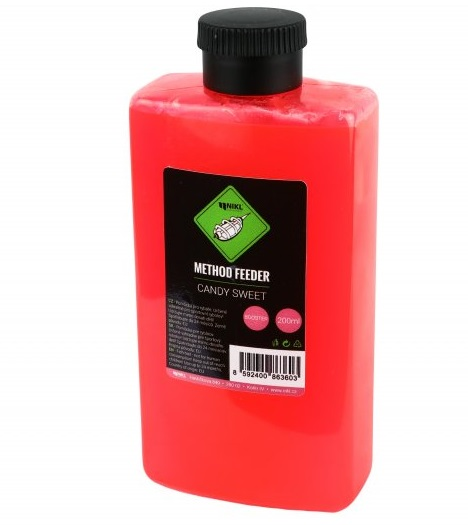 Nikl feeder booster 200 ml-candy sweet
