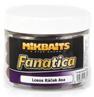 Mikbaits Boilies Fanatica Extra Hard Losos Ráček Asa 300 ml-24 mm