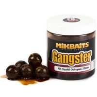 Mikbaits Boilies V Dipu Gangster G4 squid octopus 250 ml - 16 mm