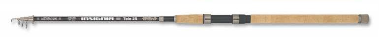 Mivardi prut insignia tele, 3,3 m, 25-75 g