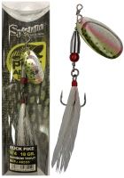 Pezon&Michel Třpytka Buck Pike Rainbow - 18 g