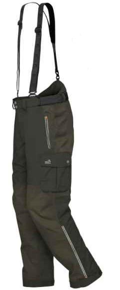 Geoff anderson kalhoty urus 6 zelené-velikost xl