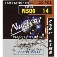 Colmic háček Nuclear N500 20ks-Velikost 16