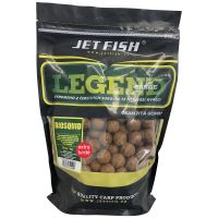 Jet Fish Extra Tvrdé Boilie Legend Range Biosquid 24 mm 250 g