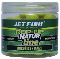 Jet Fish Natur line Pop Up  Kukuřice-12 mm