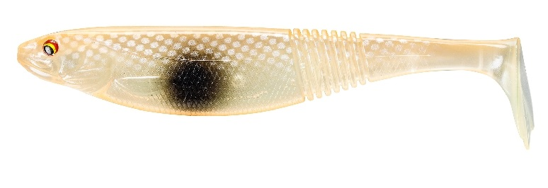 Daiwa gumová nástraha prorex classic shad df ghost orange-7,5 cm