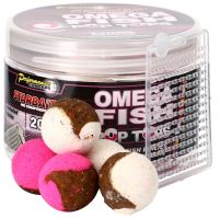 Starbaits Boilie Omega Fish Pop Tops-60 g - 20 mm