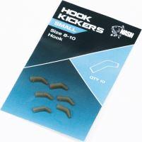 Nash Rovnátka Hook Kickers 10 ks-Velikost Small (8-10)