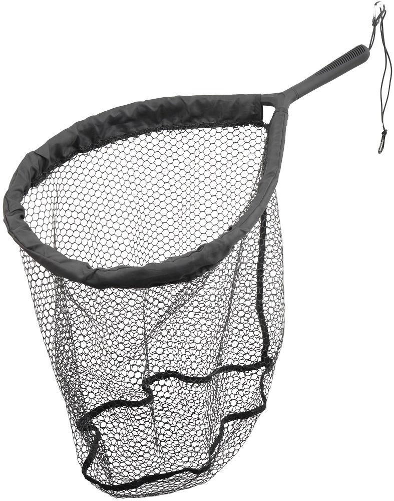 Savage gear podběrák pro finezze rubber mesh floating