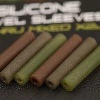 Gardner Hadičky C-Thru Silicone Swivel Sleeves-Zelená