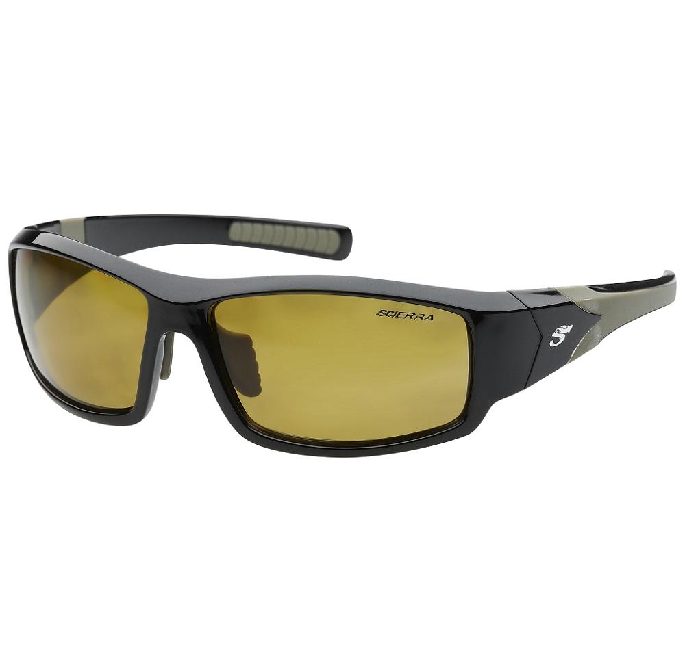 Scierra brýle wrap arround sunglasses yellow lens