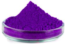 Mikbaits barviva 20 g-Fluoro modrá