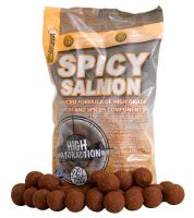 Starbaits Boilie Spicy Salmon-2,5 kg 20 mm